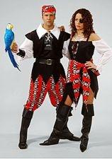 Pirat Piratenkostüm Seeräuber Herrenkostüm tolle Qualität