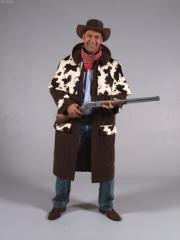 Cowboy Cowboymantel Western Karneval Fasching Kostüm