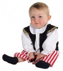 Baby Pirat Faschingskostüm Kinderkostüm Kinderfest Verkleidung