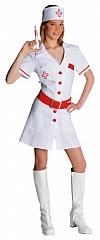Krankenschwester Nurse Kinderkostüm Faschingsverkleidung Teenies