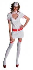 Krankenschwester OP Schwester Nurse Damenverkleidung Karnevalskostüm