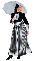 Victorianische Dame Historisch Damenverkleidung Karneval Kostümfest