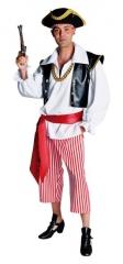 Pirat Herrenkostüm Seeräuber Faschingskostüm Verkleidung Karneval