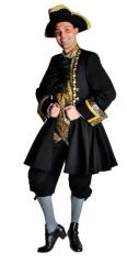 Markis brocat Herrenkostüm Faschingsverkleidung Rokoko Renaissance