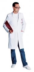 Arzt Mantel Arztkittel Doktor Herrenkostüm Faschingsverkleidung