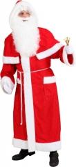 Nikolaus Nikolausmantel Weihnachtsmann Weihnachtsmannmantel Santa Clau