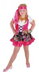 Zigeunerin Kinderkostüm Mädchen Verkleidung Partykostüm Kinderfasching