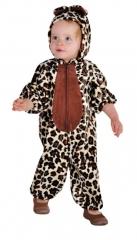 Baby Panther Overall Babykostüm Kleinkinderkostüm Faschingsverkleidung