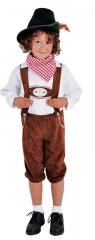 Tiroler Hose Sepplhose Oktoberfest Lederhose Faschingshose Wiesn
