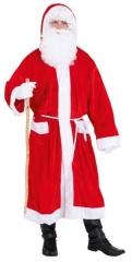 Nikolaus Nikolausmantel Weihnachtsmann Weihnachtsmannmantel+Handschuhe