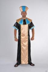 Pharao Herrenkostüm Verkleidung Mottoparty Ägypter Kostümfest Fastnach