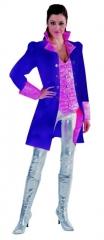 Marquis Mantel Damenmantel Kostümfest Rokoko Verkleidung Mottoparty