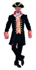 Marquis Mantel Herren Kostümfest Faschingsparty Rokoko Barock Karneval