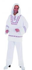 Eskimo Herrenverkleidung Kostümfest Karneval Mottoparty Fasching