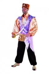 Sultan Herrenkostüm Verkleidung Mottoparty Kostümfest Fasching Karneva