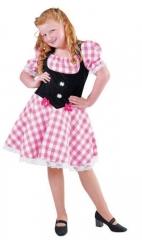 Dirndl Trachtenkleid Mädchen Kinderdirndl Edelweiß Oktoberfest