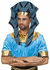 Ägypter Kopfschmuck Pharaokopfbedeckung Ägypterhut