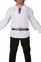Gürtel Totenkopf Piraten Accessoires Zubehör Fasching Karneval M