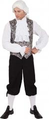 Armstulpen in weiß Rokoko Spitzenstulpen Mittelalter Baron Marquis
