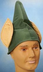 Kobold Zwerg Wichtel Mütze Karneval Fasching Kostüm