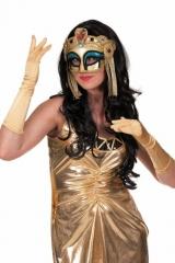Cleopatra Ägypterin Nofretete Maske Tempeltänzerin