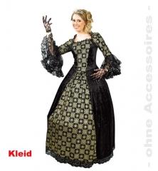 Luise Kleid Mittelalter Kostümfest Damenverkleidung Rokoko Barock