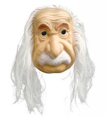 Professor Maske Einstein Erfinder Tüfftler
