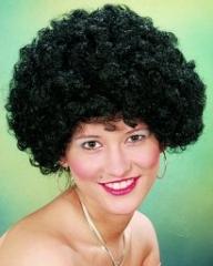 Hair farbige Perücke Locken Damenperücke Accessoires Fasching Mottopar