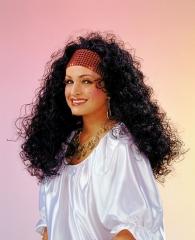 Zigeunerin Perücke Piratin Esmeralda Karneval Fasching