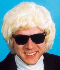 Heini Heino Perücke mit Brille