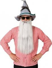 Zwerg Wichtel Bart und Mütze Karneval Fasching Kostüme