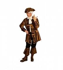 Jacke mit Hemd Sir Edward Rokoko Barock Herrenkostüm Verkleiudng Kostü