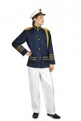 Kapitän Kapitänuniform Captain Steward Schiffsteward