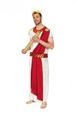 Toga Julius Caesar Senator Herrenkostüm Verkleidung Theater Kostümfest