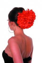 Haarklammer Blume Haarschmuck Fasching Mottoparty Accessoires Zubehör