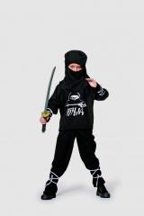 American Ninja Kinderfasching Karneval Kinderparty