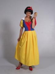 Märchenfrau Kleid Karneval Fasching Mottoparty