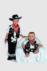 Cowboy Texas Wilder Westen Kinderfasching Karneval