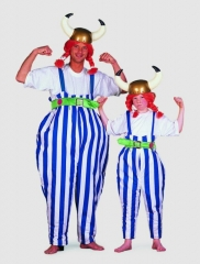 Normanne Wikinger Kinderfasching Karneval Kinderkostüm