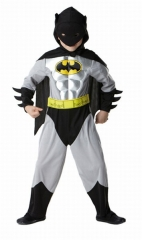 Batman Metallic Child Kinderkostüm Superheld Heldenkostüm Verkleidung