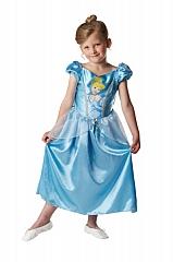Cinderella Märchenkostüm Kinderkostüm Kinderfasching Kindergeburtstag