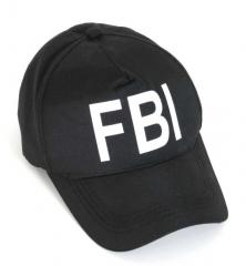 FBI oder S.W.A.T Basecap Agent Geheimdienst