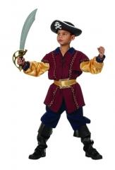 Pirat Hawkeye Kinderkostüm Seeräuber Hochseepirat Kinderfasching