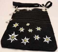 Trachtentasche Trachtenzubehör in schwarz oder braun Oktoberfest