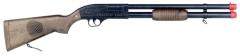 Pump Gun mit Sound Polizeigewehr Flinte Gewehr Zubehör Polizist