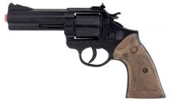 12-Schuss-Revolver Police Polizeiwaffe Polizeigewehr Pistole