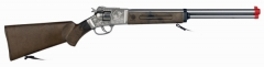 12-Schuss-Gewehr Cowboy Sheriffgewehr Faschingsgewehr Utah