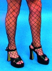 Strumpfhose Netzstrumpfhose schwarz Damenstrumpfhose Accessoires Karne