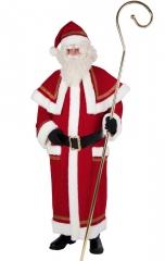 Qualitativ hochwertiger Mantel Nikolaus Weihnachtsmann Deutsche Herste
