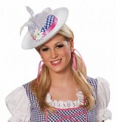 Oktoberfest Hut Tirolerin Bayrischer Abend Karneval